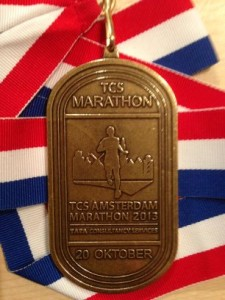 Amsterdam medal